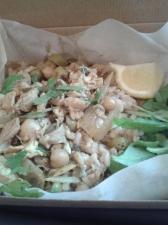 Chicken, Lemon and Olive Tagine