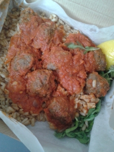 Meatball lunchbox